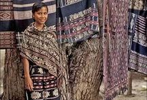 Batik - Ikat - Patterns