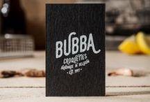 Bubba - branding