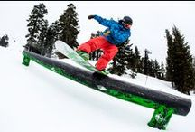 Terrain Parks at Squaw / by Squaw Valley