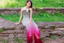 Fashion design / Alta Costura