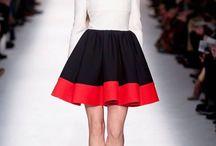faldas , skirts
