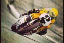 Bike pics - The 1970's / A collection of pics from the world of bike racing in the 1970's / by Richard Gormley