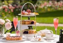 Delightful afternoon tea / A collection of the tastiest most creative afternoon teas out there