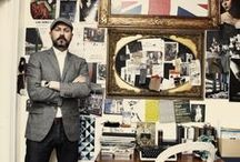 Top tailors / A selections of news from and interviews with talented tailors