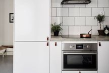 Køkken / Wishlist and inspiration for my kitchen. Brands: House Doctor, IKEA, Eva Solo, Kitchen Aid, Royal Copenhagen, Design Letters, Ferm Living, HAY, Jacob Jensen and so on.