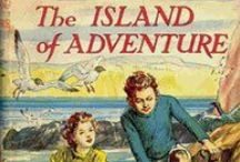 Enid Blyton's Adventure Series books