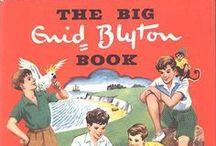 Enid Blyton's short story books