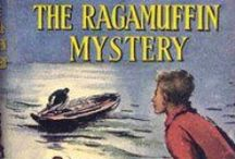 Enid Blyton's Barney Mystery books