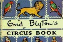 Enid Blyton's circus books