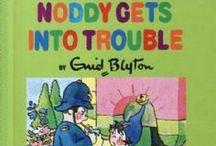 Enid Blyton's Noddy books