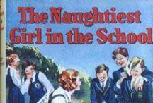 Enid Blyton's Naughiest Girl books