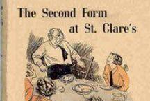 Enid Blyton's St Clare's books
