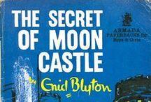 Enid Blyton's Secret Series books