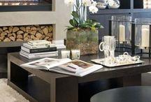 Elegant, classic modern interiors