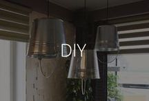 DIY / Ideoita omiin projekteihin. Do it yourself!