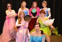Invite a Princess / Invite fairy tale royalty to your kid's party! Princesses sing, dance, pose for pictures and have special activities planned for each kids party. Princesses are available in Fort Wayne, Indiana and surrounding areas.  www.blackrosetents.com  BlackRose Tents
