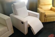 Relax armchair by Sofás Home & Decor / Relax armchair desings.