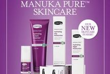 """Manuka Pure™ / """"Every single ingredient is beneficial to your skin's health and your own natural beauty!"""""""