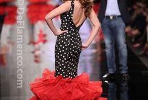Vestidos flamenca