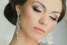 Svatební líčení | Wedding Makeup