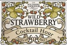 Cocktail Hour / We love cocktails at Wiltshire Liqueurs. Here is a collection of our own and others that we've found that we like the sound of! Enjoy