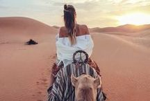 Marrakesh Break / Must visit destinations and travel, lifestyle photography inspiration in Morocco