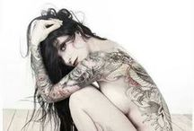 Ladies with Tattoos