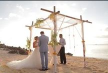strand bruiloft / beach wedding / My wedding at Koh Phangan, Thailand