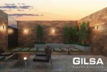 Exteriores /Outdoor Spaces / Diseña tus espacios con nuestros expertos, haz de tu jardín un espacio para presumir.