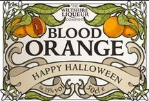 Halloween Cocktails and Liqueur Recipes / With the onset of Autumn comes the build up to Halloween and the organising of ghoulish gatherings and petrifying parties. To help you plan your Halloween feast we've found a host of recipes to follow or inspire. Enjoy!
