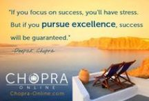 Excellence / The vision of this board is to talk about Excellence and it's role in your life.