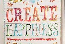 Gratitude, Happiness and Joy!