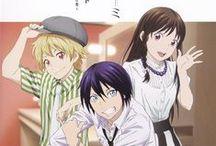 ♥♥Noragami♥♥ / Tout ce qu'on peut trouver dans noragami, fanart, manga et animé. Tout les personnages...