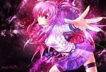Image manga/animé et Cosplay / J'adore les mangas Ce sont des images de mangas et d'animé, des Cosplay et des Fanarts.