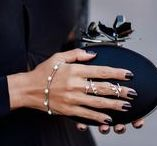 Arm Candy / Blogger fashion and style. Arm candy and accessories