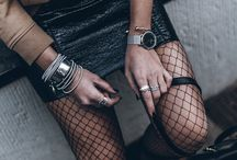 Edgy Style / Women's fashion, style, blogger ootd outfits. Simple everyday edgy style.