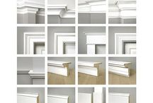 Door frames, Skirting & Cornicing
