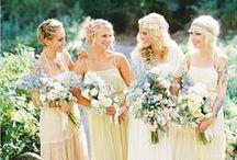 Bridesmaids / Bridesmaids, dresses, gifts & jewellery.
