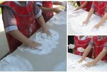 Sensory Play Ideas / sensory play, kindergarten, prep, classroom