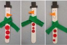 Christmas Ideas for Prep / Kindergarten, Prep, Christmas, Christmas craft, Nativity