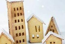 AWSOME GINGERBREAD HOUSES