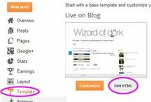 blog tips! / I'll try and help you out making your blog better :)