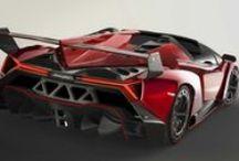 Lamborghini / World's most prized bull.
