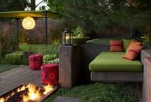 Garden & Outdoor Living / Nice Gardens and Outdoor Spaces. Outdoor furnitures.