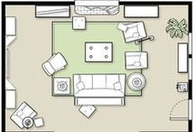 Home Staging Ideas / Ideas to make your home shine when it goes on the market.