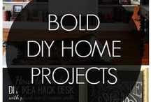 DIY - Do it Yourself Home Projects / Some great ideas for DIY projects.