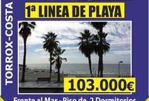Ofertas Inmobiliarias Octubre II / Venta y alquiler de propiedades inmobiliarias en la zona de la Axarquía (Málaga)