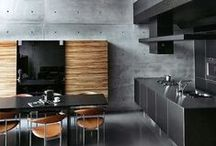 03. (Arch. Int.) - Industrial / Interior spaces with industrial styles.