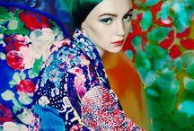 Frida Kahlo inspirations, trends 2015-2016, frida editorials, flowers / Frida Kahlo, inspirations, floral, fall trends, trends 2015-2016 / by BB TAR