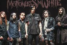 :::Motionless in White::: / motionless in white